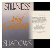 Cover art for STILLNESS AND SHADOWS