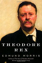 Cover art for THEODORE REX
