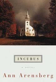 Book Cover for INCUBUS
