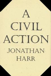 Book Cover for A CIVIL ACTION