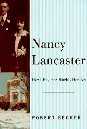 NANCY LANCASTER by Robert Becker