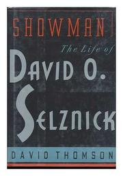 SHOWMAN by David Thomson