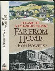 FAR FROM HOME by Ron Powers