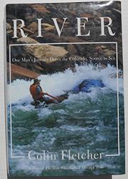RIVER by Colin Fletcher