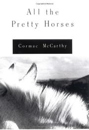 Cover art for ALL THE PRETTY HORSES