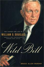 WILD BILL by Bruce Allen Murphy