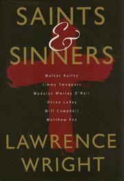 Book Cover for SAINTS AND SINNERS