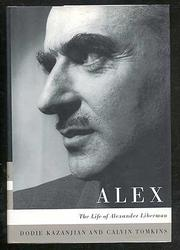 ALEX by Dodie Kazanjian