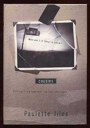 COUSINS by Paulette Jiles