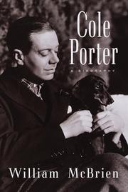 COLE PORTER by William McBrien
