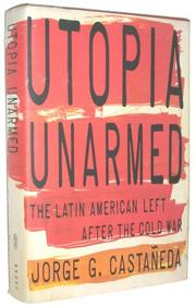 Book Cover for UTOPIA UNARMED