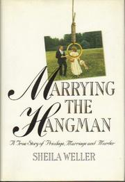 Cover art for MARRYING THE HANGMAN
