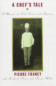 A CHEF'S TALE by Pierre Franey