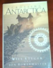 Book Cover for CROSSING ANTARCTICA