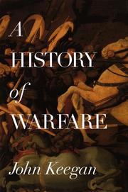 Cover art for A HISTORY OF WARFARE