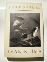 JUDGE ON TRIAL by Ivan Klíma