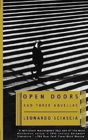OPEN DOORS by Leonardo Sciascia