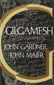Cover art for GILGAMESH