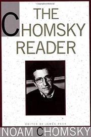 Book Cover for THE CHOMSKY READER