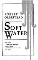 Book Cover for SOFT WATER