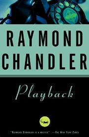 Book Cover for PLAYBACK