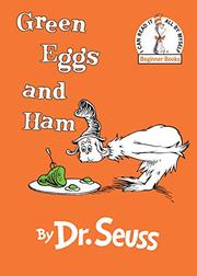 Cover art for GREEN EGGS AND HAM