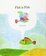 Cover art for FISH IS FISH
