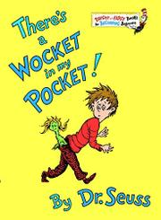 Book Cover for THERE'S A WOCKET IN MY POCKET!