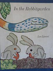 IN THE RABBITGARDEN by Leo Lionni