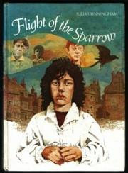 Cover art for FLIGHT OF THE SPARROW