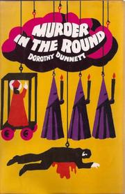 MURDER IN THE ROUND by Dorothy Dunnett