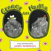 Book Cover for GEORGE AND MARTHA