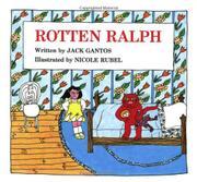 ROTTEN RALPH by Jack Gantos