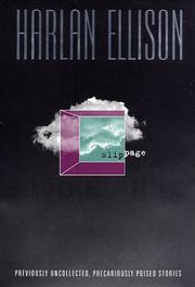 SLIPPAGE by Harlan Ellison