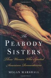 Cover art for THE PEABODY SISTERS