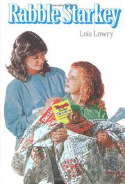 RABBLE STARKEY by Lois Lowry