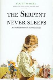 Cover art for THE SERPENT NEVER SLEEPS