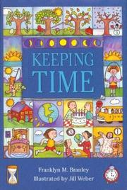 Cover art for KEEPING TIME
