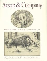 AESOP AND COMPANY by Barbara Bader