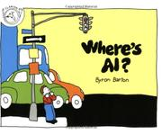 WHERE'S AL? by Byron Barton