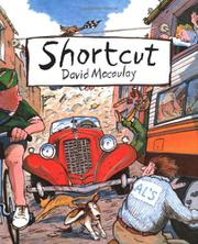 SHORTCUT by David Macaulay