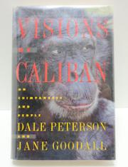 Cover art for VISIONS OF CALIBAN