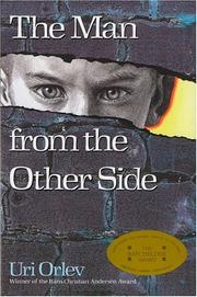 Cover art for THE MAN FROM THE OTHER SIDE