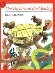 Cover art for THE TURTLE AND THE MONKEY