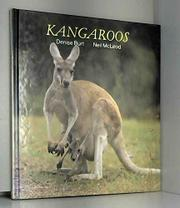 Cover art for KANGAROOS