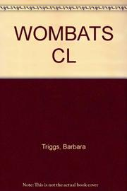 WOMBATS by Barbara Triggs