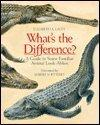 WHAT'S THE DIFFERENCE? by Elizabeth A. Lacey