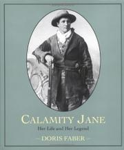 CALAMITY JANE by Doris Faber