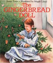 THE GINGERBREAD DOLL by Susan Tews