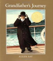 Book Cover for GRANDFATHER'S JOURNEY
